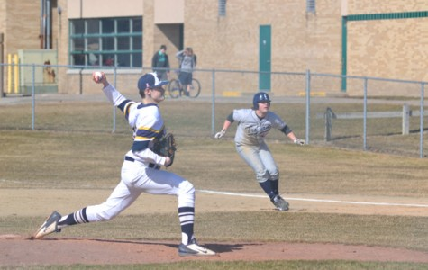 Haslett varsity baseball swinging into the season