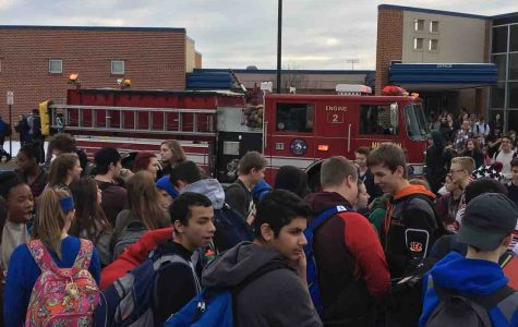 Power outage leads to evacuation of Haslett high