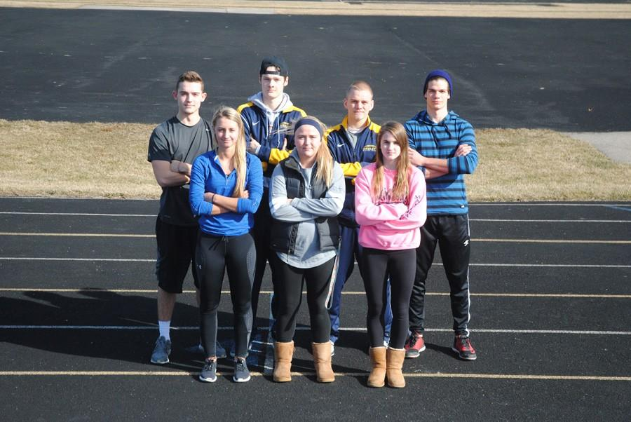 Haslett seniors commit to colleges