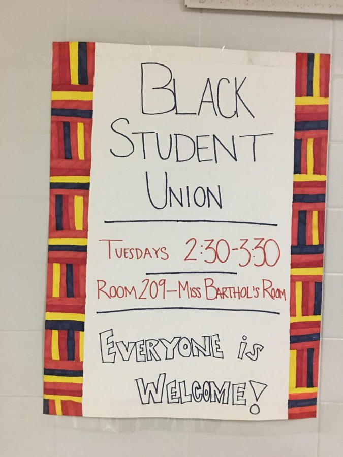 A little bit about Black Student Union