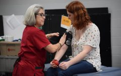 Blood drive still a success despite date change