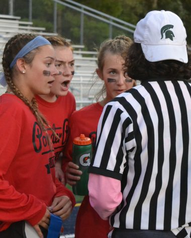 Powderpuff makes reappearance at Haslett High School